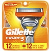 Walgreens.com deals on Gillette Fusion Shaving Cartridges 12 Pack