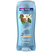 Secret Scent Expressions Antiperspirant & Deodorant Invisible Solid Coco Butter Kiss