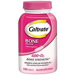 Save up to $5 on Caltrate Calcium supplements
