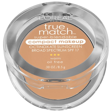 Super-Blendable Compact Makeup by L'Oreal Paris True Match