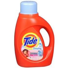 Tide HE Laundry Detergent April Fresh