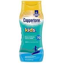 Coppertone Kids Sunscreen Lotion SPF 70