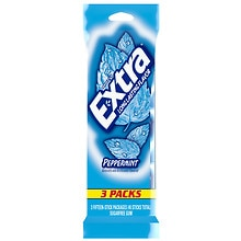 Extra Sugarfree Gum 3-Pack