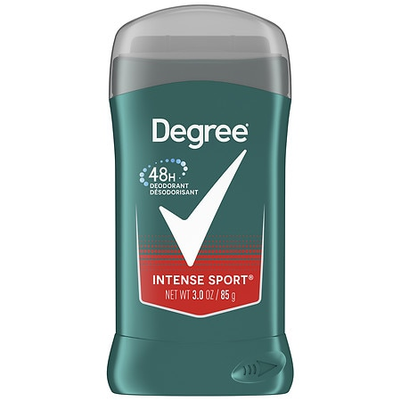 Degree Men Fresh Deodorant with Time Released Molecules Intense Sport