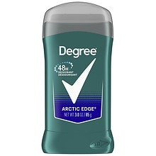 Men Silver Ion Technology Deodorant Arctic Edge