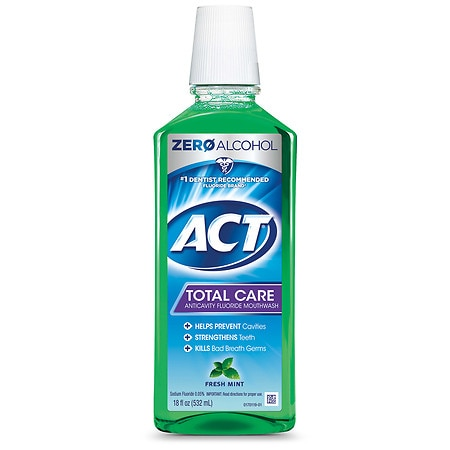 ACT Total Care Rinse Fresh Mint