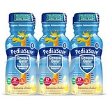PediaSure Balanced Nutrition Beverage Banana Shake,8 fl oz bottles
