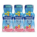 PediaSure Nutrition Drinks 6 Pack Strawberry Shake,8 fl oz bottles