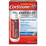 Cortizone 10 Maximum Strength Easy Relief Applicator Anti-Itch Liquid Easy-Relief Applicator