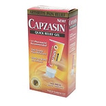 Capzasin Quick Relief Gel