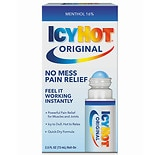 Icy Hot Pain Relieving Liquid Maximum Strength