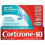 Cortizone 10 Cooling Relief Gel Maximum Strength