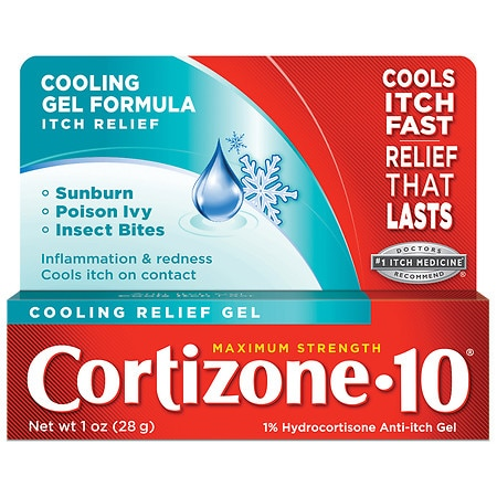 Cortizone 10 Cooling Relief Gel