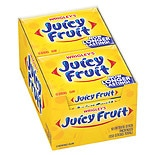 Wrigley's Juicy Fruit Gum, 10 Packs