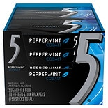 Five Sugarfree Gum Cobalt Cooling Peppermint