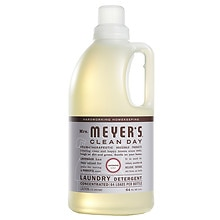 Mrs. Meyer's Clean Day Laundry Detergent Liquid Lavender