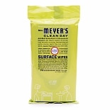 Mrs. Meyer's Clean Day Biodegradable Surface Wipes Lemon Verbena