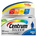 Centrum Silver Ultra Men's Multivitamin/Multimineral Supplement Tablets