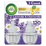Air Wick Scented Oil Refills 2 PackRelaxation, Lavender & Chamomile
