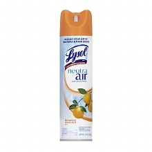 Lysol Neutra Air Sanitizing Spray Citrus