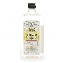 J.R. Watkins Natural Home Care Aloe & Green Tea Liquid Dish Soap