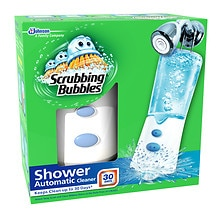 Scrubbing Bubbles Continuous Clean Automatic Shower Cleaner Kit