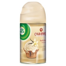 Air Wick FreshMatic Ultra Automatic Spray, Refill Vanilla Butter Cream Cupcake