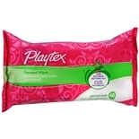 Playtex Personal Cleansing Cloths Refill