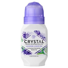 Crystal essence Essence Mineral Deodorant Roll-On Lavender Lavender & White Tea