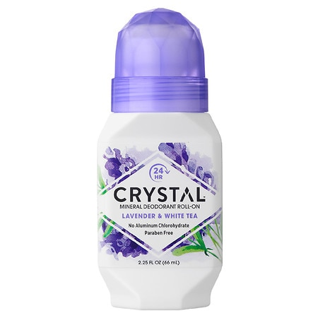 Crystal essence Essence Mineral Deodorant Roll-On Lavender