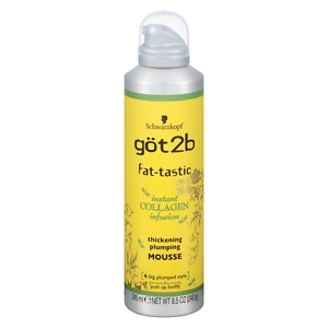 Got 2b Fat-Tastic Thickening Plumping Mousse