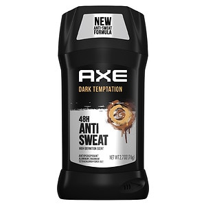 Black axe dark temptation deodorant