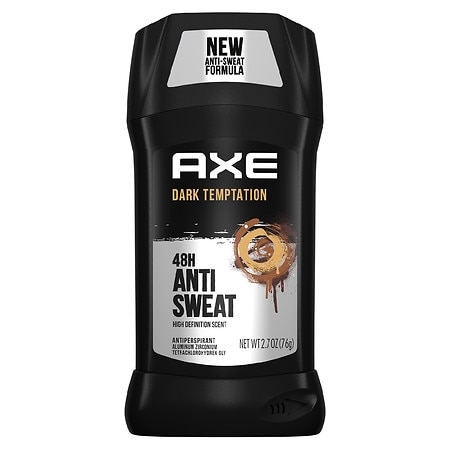 AXE DRY Dry Anti-Perspirant & Deodorant Invisible Solid Dark Temptation