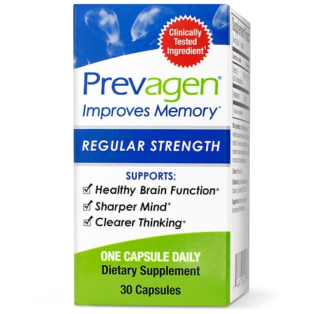 Prevagen Brain Cell Protection Dietary Supplement Capsules