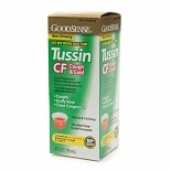 Good Sense Tussin CF Cough and Cold Liquid 4oz