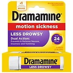 Get up to 25% off Dramamine Motion Sickness Relief!