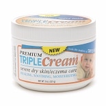 Triple Cream Severe Dry Skin/Eczema Care