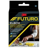FUTURO Elbow Support with Pressure Pads Medium Small