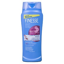 Finesse 2 in 1 Moisturizing Shampoo and Conditioner