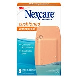 Nexcare Active Waterproof Bandages Knee & Elbow