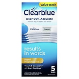 Clearblue Pregnancy Test, Digital