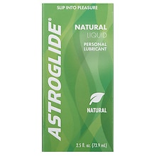 Astroglide All Natural Personal Lubricant & Moisturizer