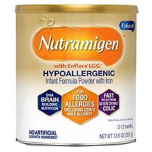 Nutramigen Lipil Infant Formula for Colic