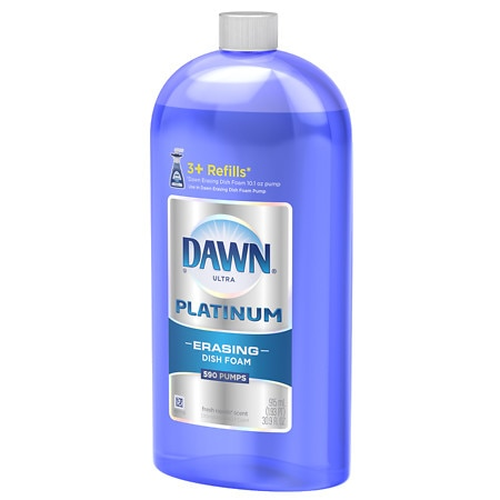 Dawn Direct Dishwashing Foam Refill, Fresh Rapids Scent