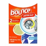 Bounce Dryer Bar Fabric Softener 2 Month Bar Fresh Linen