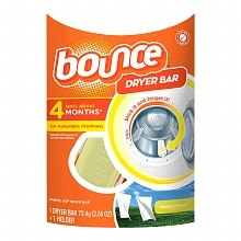 Bounce Dryer Bar Fabric Softener 4 Month Bar Outdoor Fresh