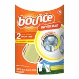 Bounce Dryer Bar Fabric Softener 2 Month Bar Outdoor Fresh