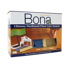 Bona The Ultimate Hardwood Floor Care System