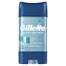 Gillette Clear Gel Antiperspirant & Deodorant Arctic Ice