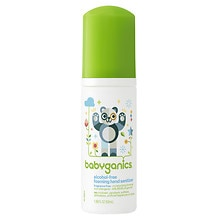 BabyGanics The Germinator, Alcohol-Free Foaming Hand Sanitizer Fragrance Free